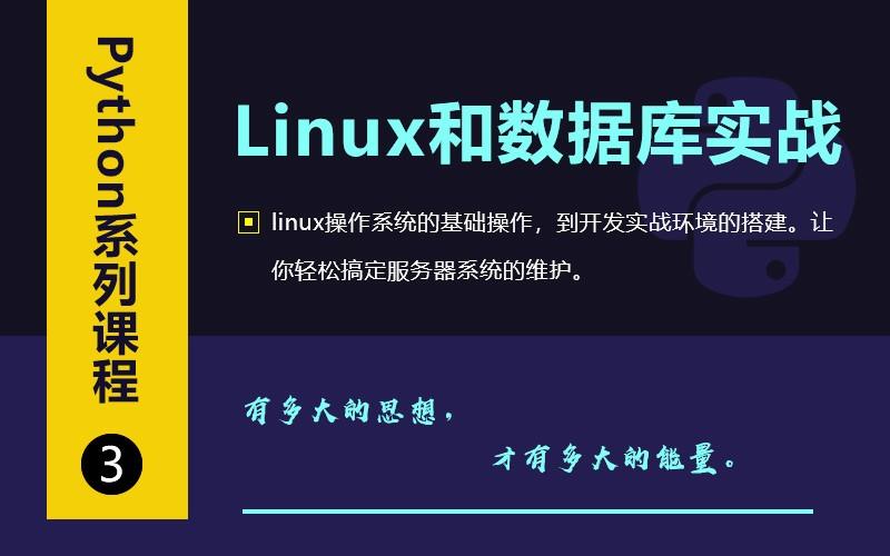 Linux和数据库实战教程